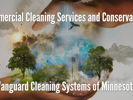 Conservation in Commercial Cleaning MN