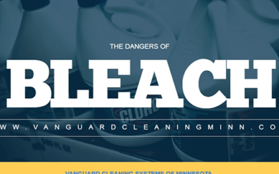 Dangers of Bleach in Office Cleaning
