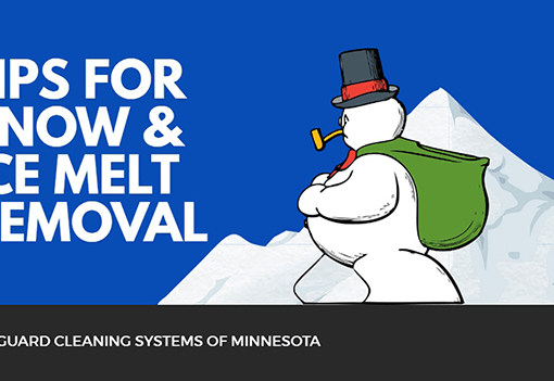 Snow and Ice Melt Removal MN