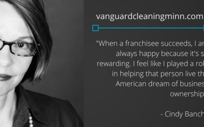 Leading Franchisees the Vanguard Way