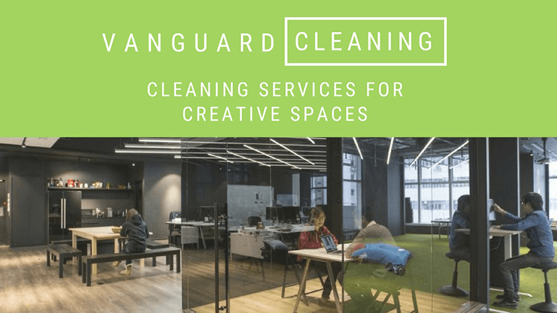 Cleaning Services for Creative Spaces