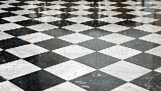 Marble Floor Cleaning & Maintenance