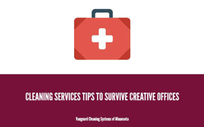 Cleaning Services Tips to Survive Creative Offices