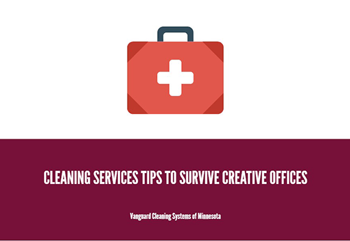 Cleaning Services Tips for Creative Offices