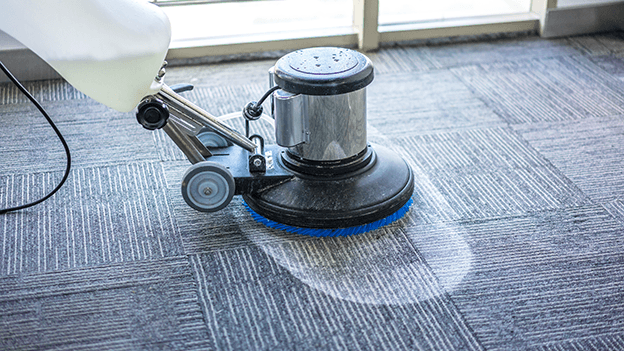 Commercial Carpet Cleaning Bonnet Equipment