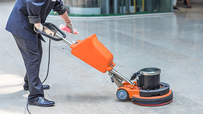 Hire a Commercial Cleaning Company