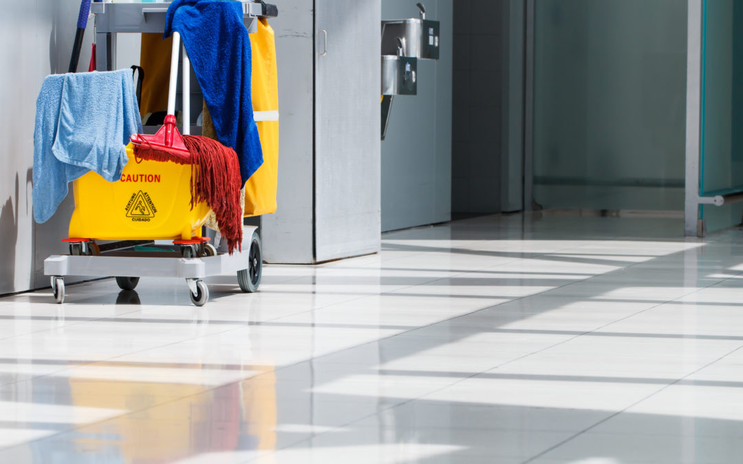Organize Your Janitorial Closet Fast with These 5 Tips